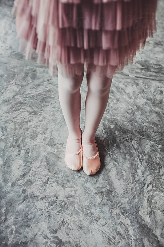 Legs of a Ballerina by Lumina for Stocksy United