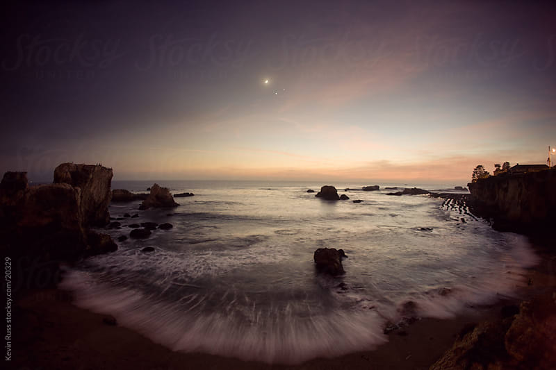 Venus-Jupiter Conjunction by Kevin Russ for Stocksy United