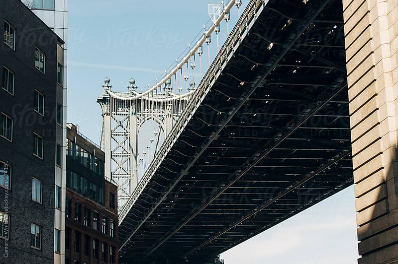 Manhattan Bridge by Cameron Whitman for Stocksy United