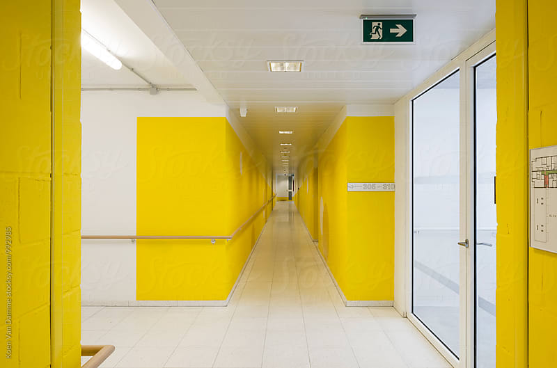 Corridor by Koen Van Damme for Stocksy United