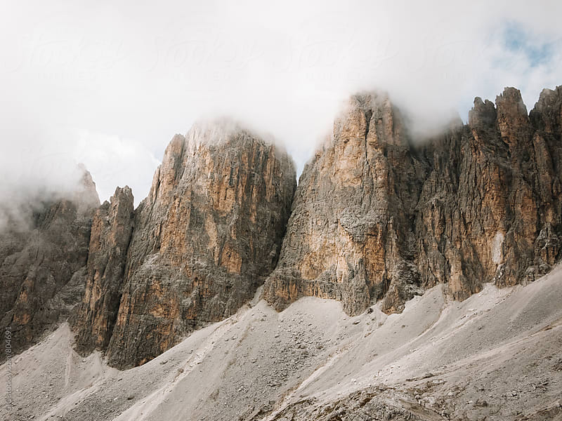 Dolomites by WAVE for Stocksy United