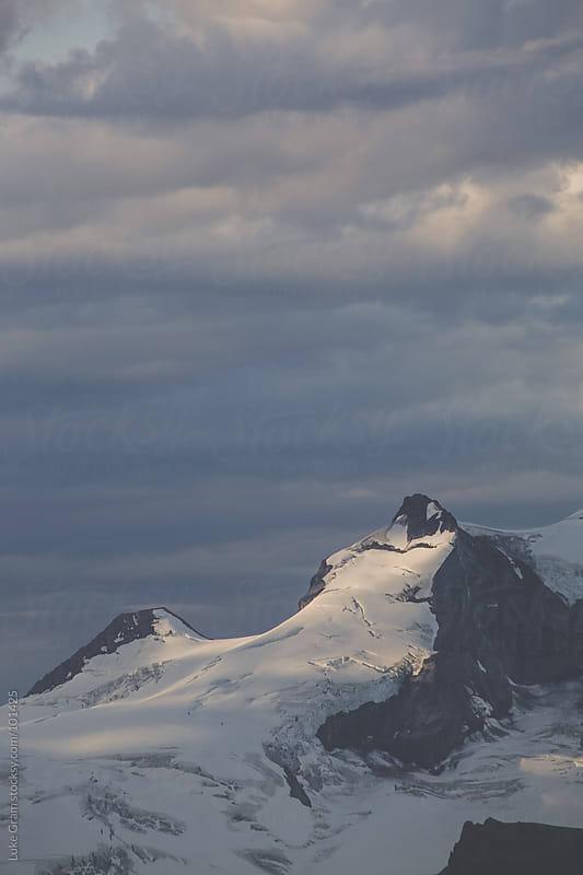 Glacier by Luke Gram for Stocksy United
