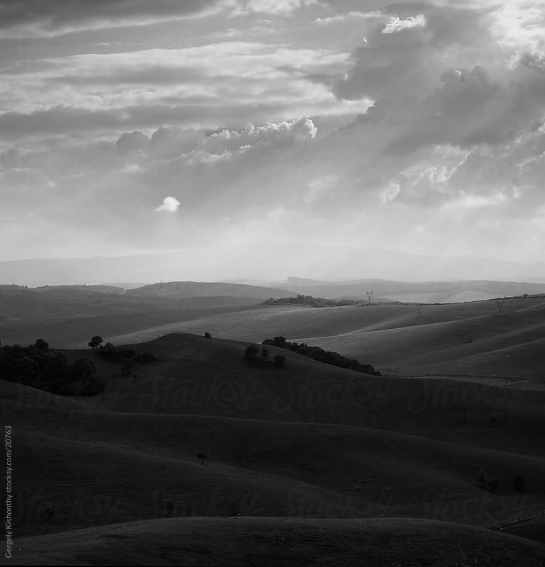 Great horizon. by Gergely Kishonthy for Stocksy United