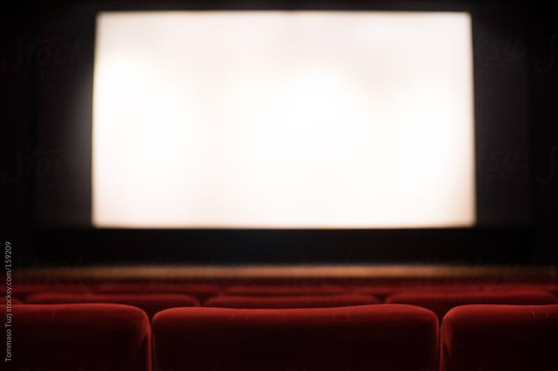 Movie theater  by Tommaso Tuzj for Stocksy United