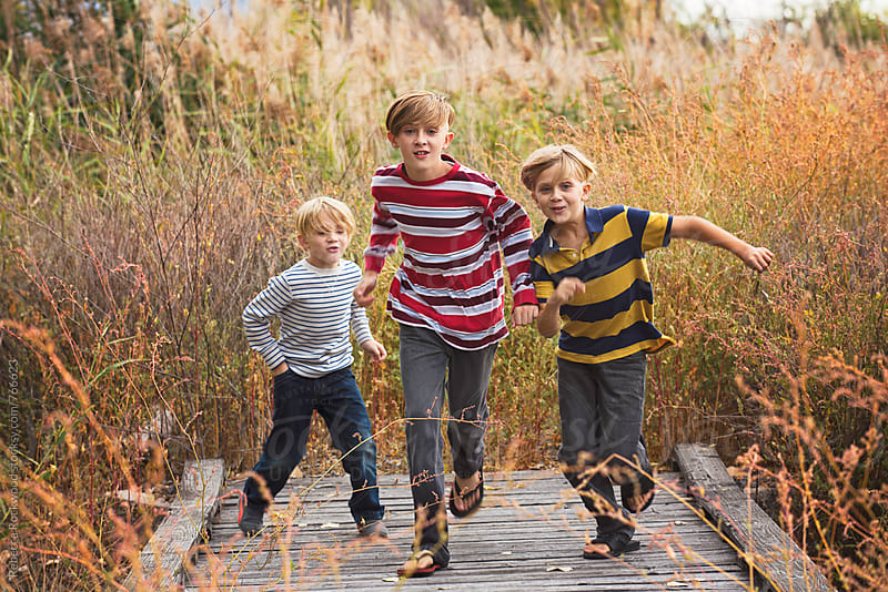 Autumn fun by Rebecca Rockwood for Stocksy United