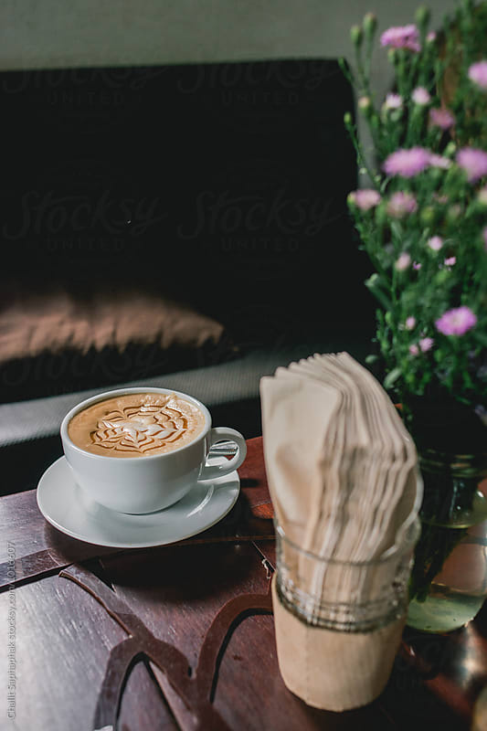 Coffee Break by Chalit Saphaphak for Stocksy United