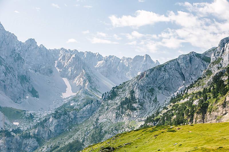 Komovi mountain range, Montenegro by Zocky for Stocksy United