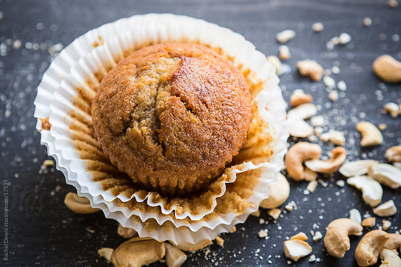 Fresh homemade muffins. by Rachel Dewis for Stocksy United