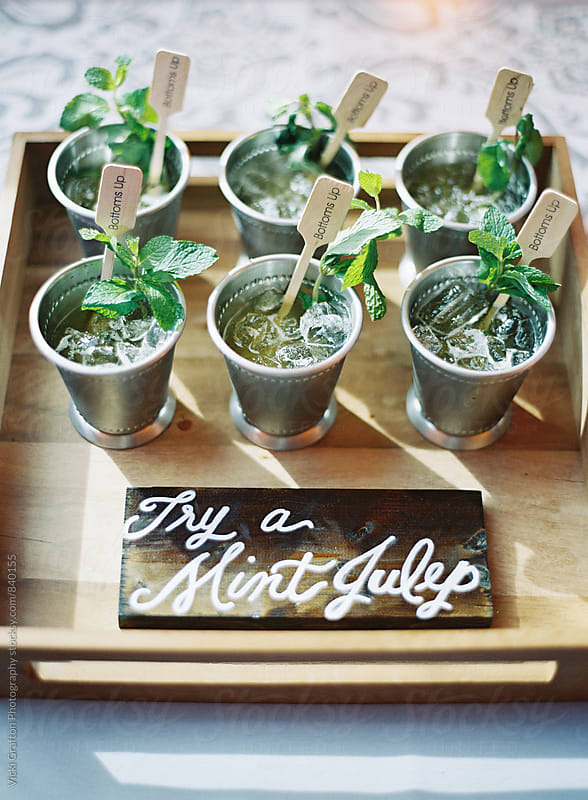 Mint Juleps by Vicki Grafton Photography for Stocksy United