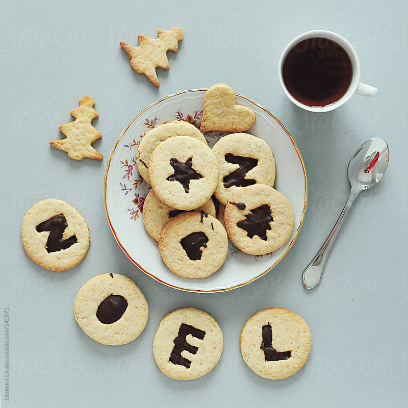 Noël Cookies by Eleonora Grasso for Stocksy United