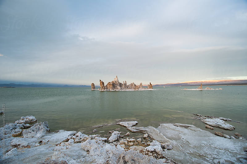 Mono Lake, South Tufa, CA by Shannon Aston for Stocksy United
