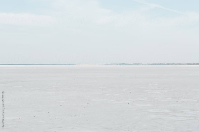 Salt & Solitude by Max Kütz for Stocksy United