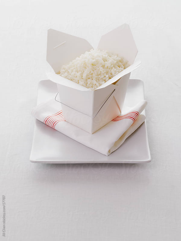 Chinese Takeout by Jill Chen for Stocksy United