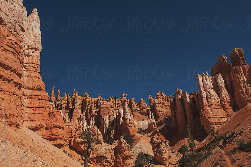 Bryce Canyon Hoodoos by Nicholas Roberts for Stocksy United