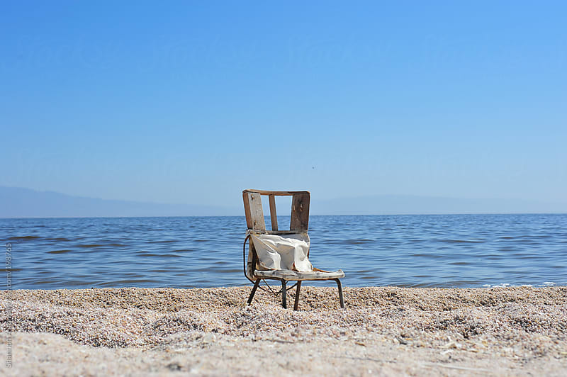 The Salton Sea, CA by Shannon Aston for Stocksy United