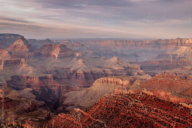 Grand Canyon, Arizona by Raymond Forbes LLC for Stocksy United