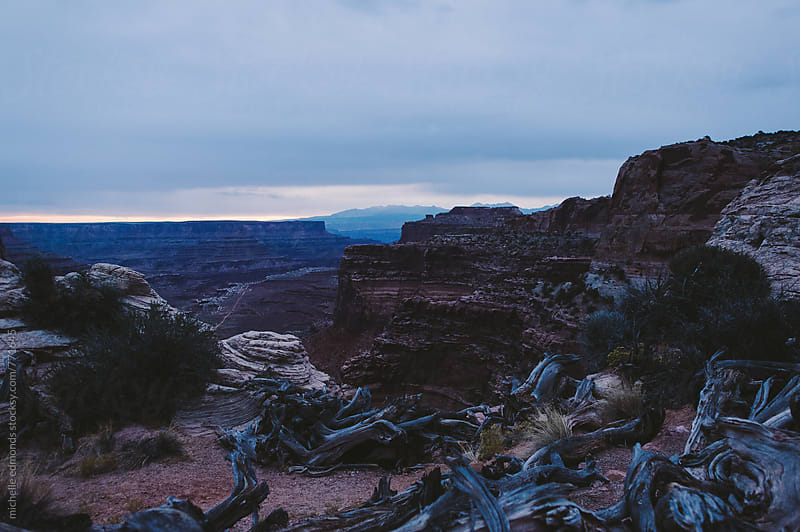 Early Morning at Canyonlands National Park by michelle edmonds for Stocksy United