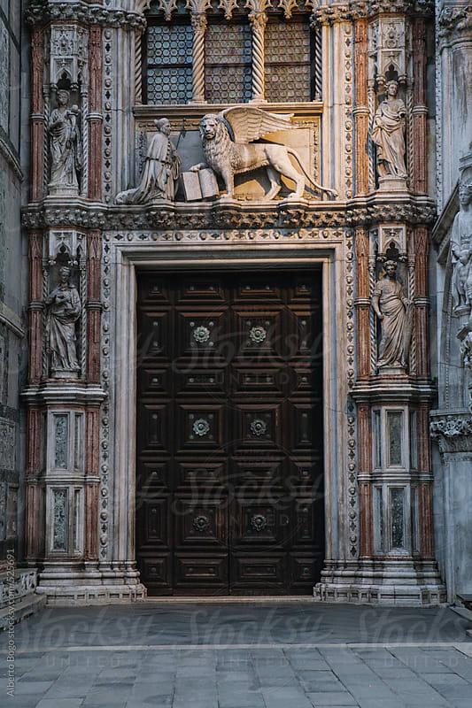 St. Marks Basilica, Venice, Italy. by Alberto Bogo for Stocksy United