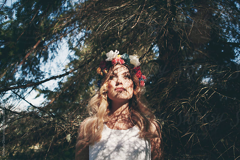 In the Trees by Bethany Olson for Stocksy United
