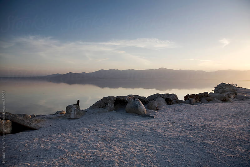 Salton Sea. by Nicolai Perjesi Photography for Stocksy United