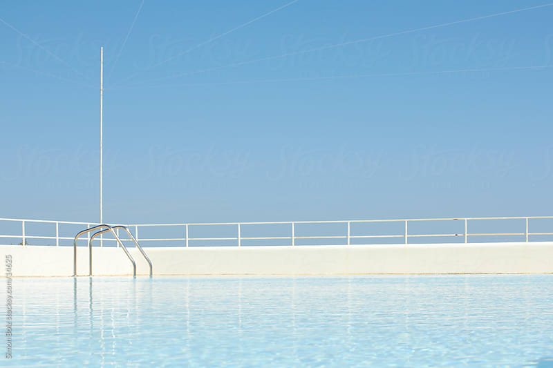 Swimming Pool by Simon Bolz for Stocksy United