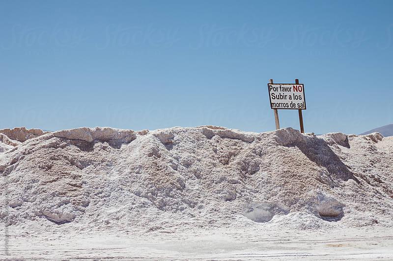 Salt hills by michela ravasio for Stocksy United