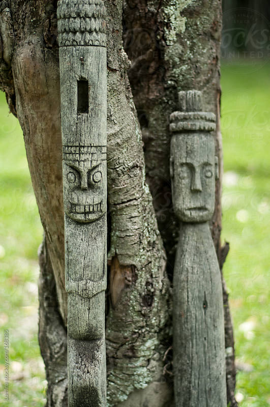 Wood Carvings by Lumina for Stocksy United