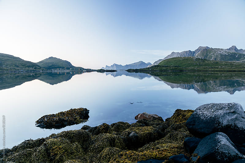 Lofoten Evening by Agencia for Stocksy United