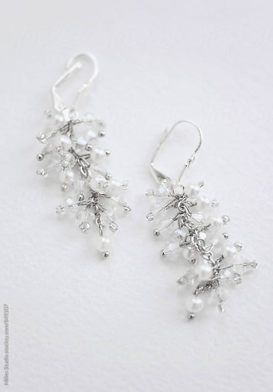 Earrings by Milles Studio for Stocksy United
