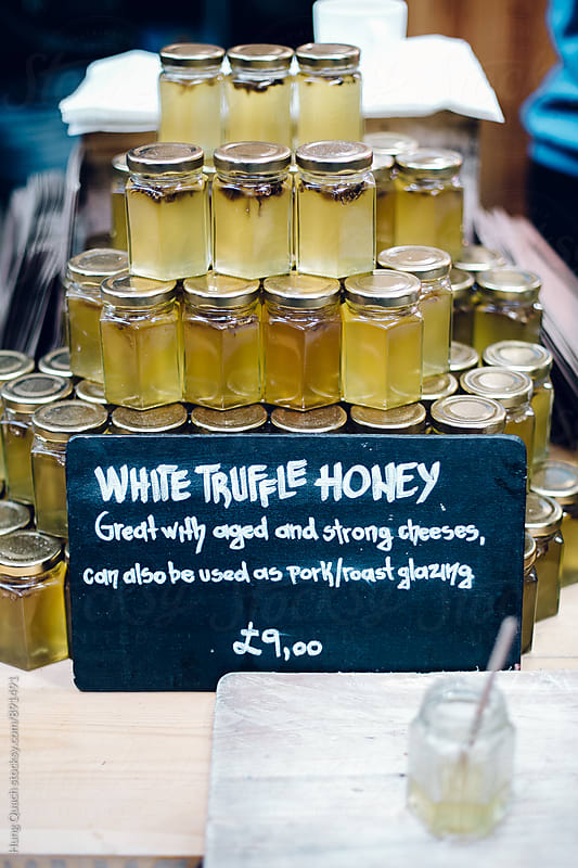 White Truffle Honey  by Hung Quach for Stocksy United