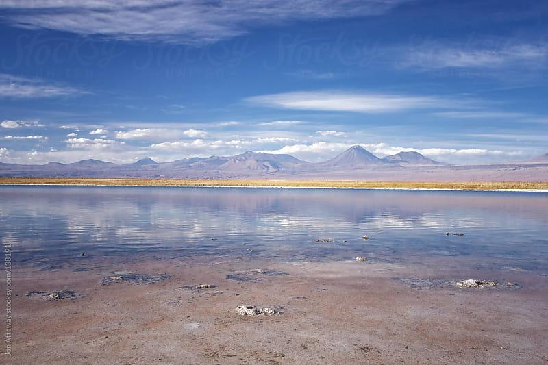 Atacama landscape  by Jon Attaway for Stocksy United