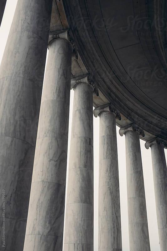 The Jefferson Memorial, Washington DC, USA by Paul Edmondson for Stocksy United