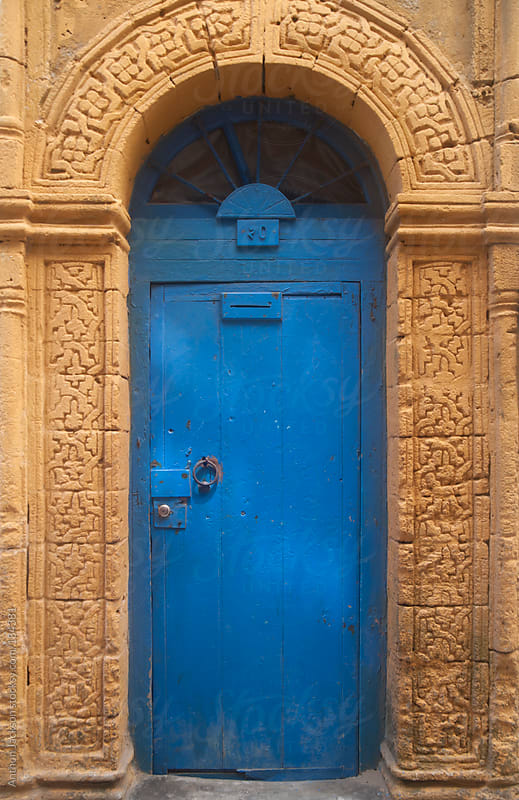 Blue Doorway by Anthon Jackson for Stocksy United