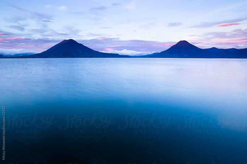 Lake Atitlan by Micky Wiswedel for Stocksy United