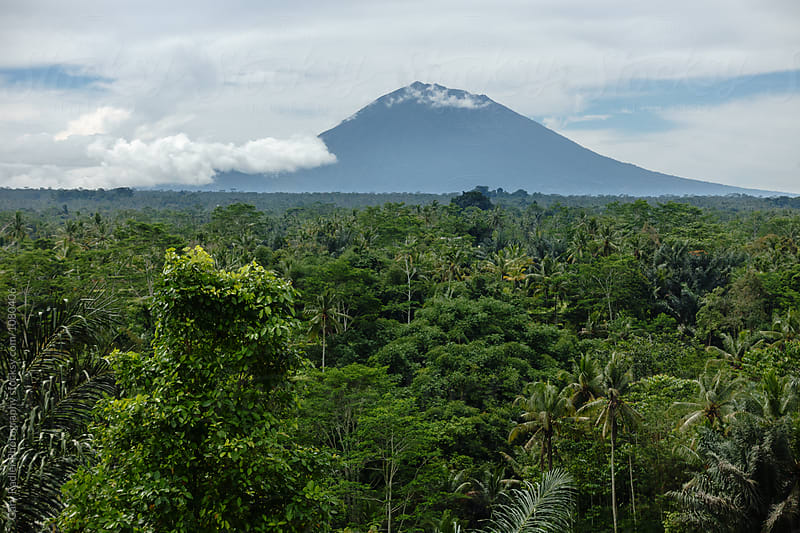 Mt Agung, Bali by Gary Radler Photography for Stocksy United