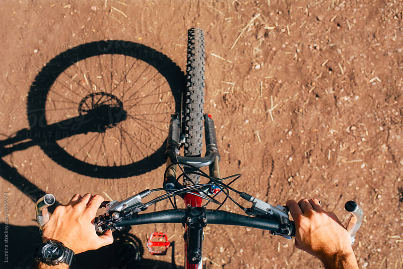 MTB Handlebars by Lumina for Stocksy United