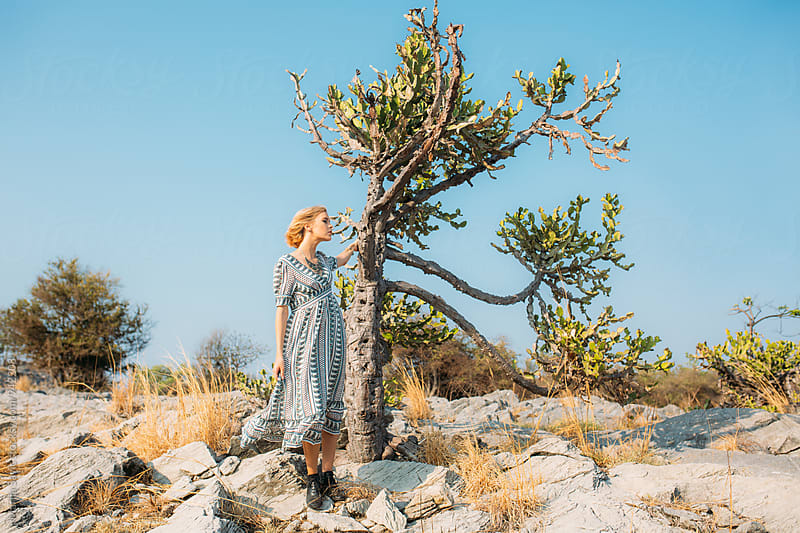 Into the wild by Marija Savic for Stocksy United