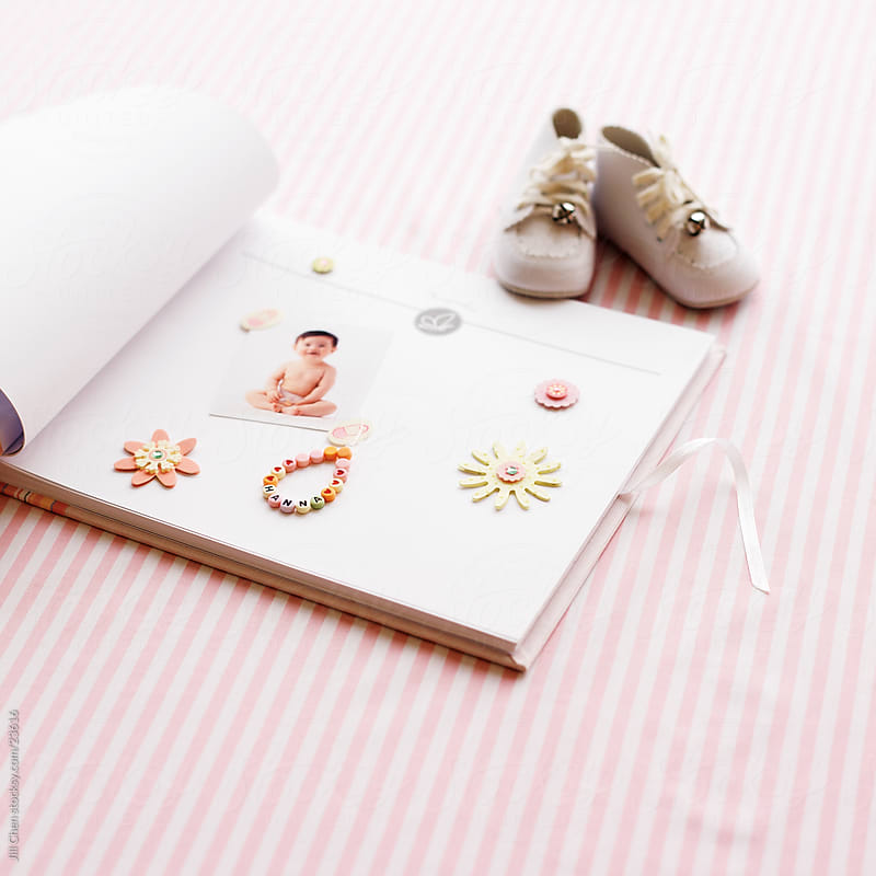 Baby Book by Jill Chen for Stocksy United