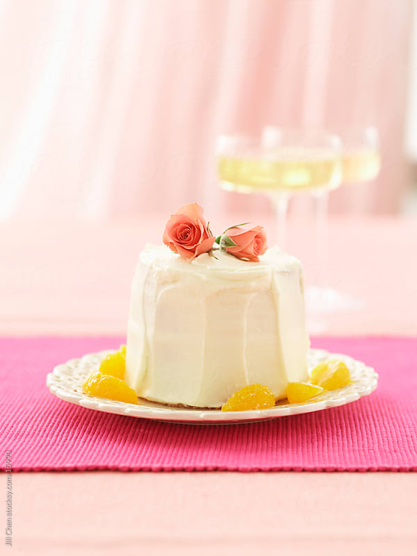 Pretty Cake by Jill Chen for Stocksy United