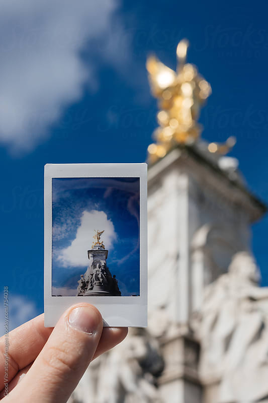 Queen Victoria Memorial, London, UK by Good Vibrations Images for Stocksy United