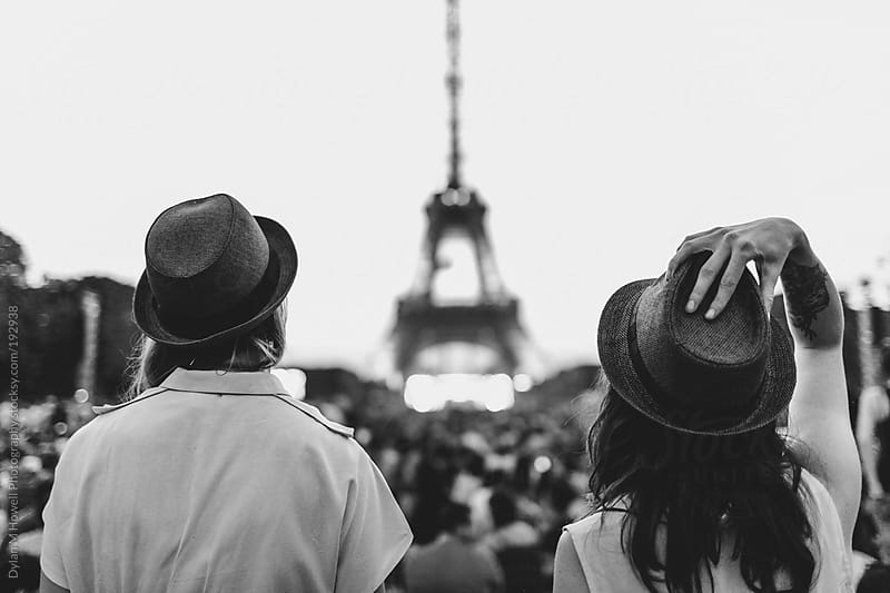 Friends in France by Dylan M Howell Photography for Stocksy United