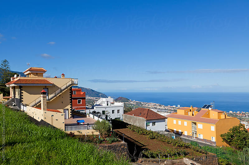 La Orotava View, Tenerife by Victor Torres for Stocksy United