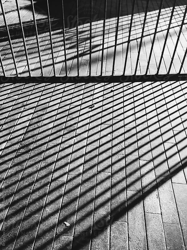 Shadows on the floor by Branislav Jovanović for Stocksy United