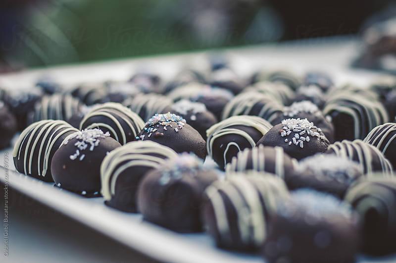 Chocolate Dessert by Gabriel (Gabi) Bucataru for Stocksy United