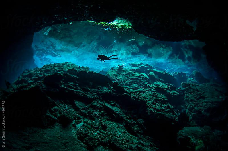 Cenote by Shane Gross for Stocksy United