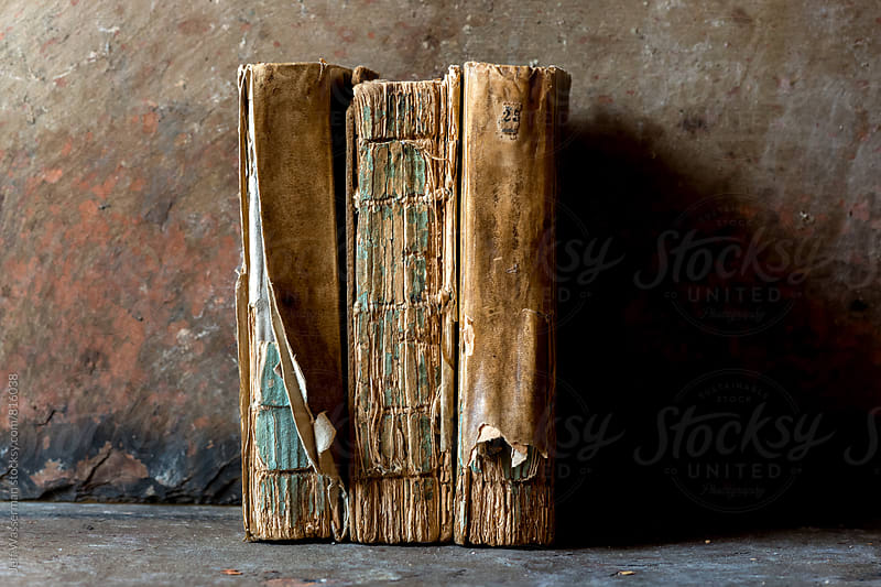 Antique Books by Jeff Wasserman for Stocksy United
