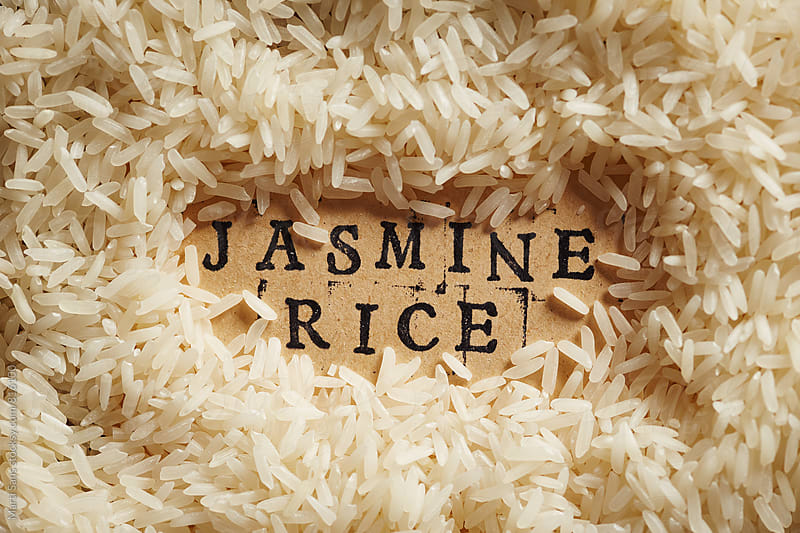 Jasmine rice by Martí Sans for Stocksy United