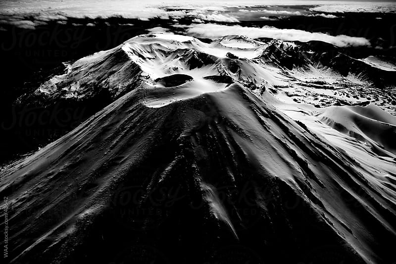 Mount Ngauruhoe New Zealand by WAA for Stocksy United