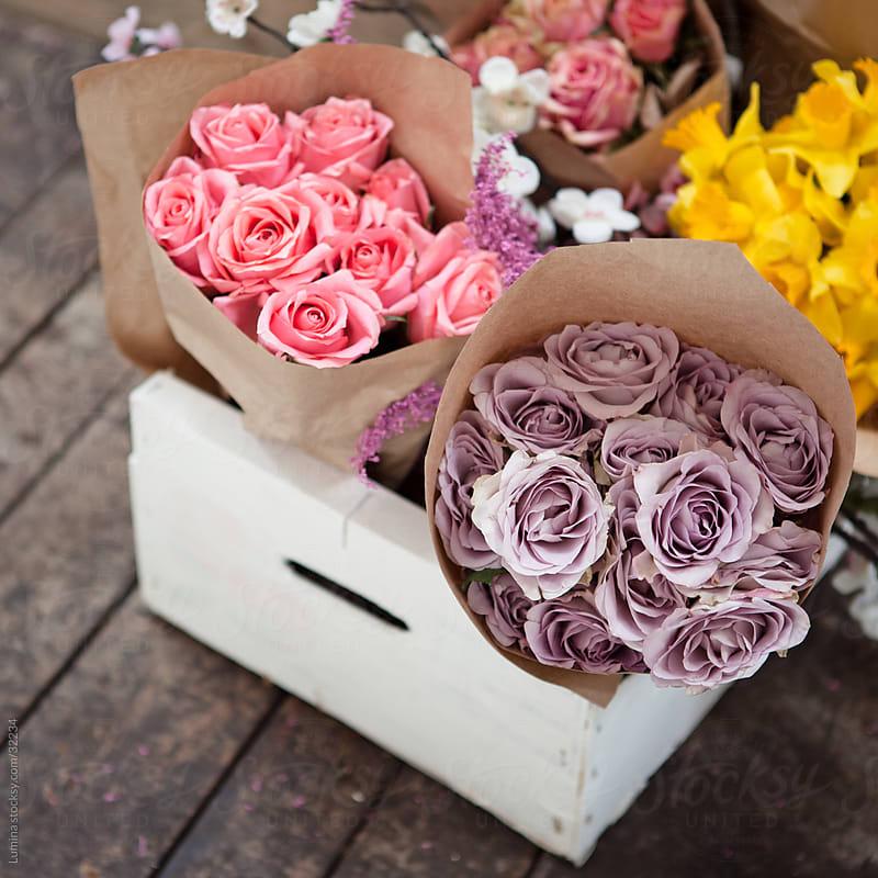 Flower Arrangement by Lumina for Stocksy United
