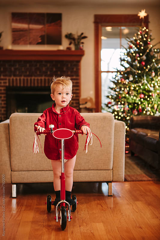 Santa Listened by Raymond Forbes LLC for Stocksy United